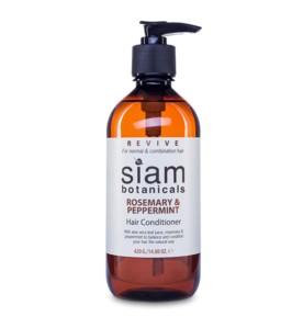 Naturalna wzmacniająca odżywka do włosów z rozmarynem i miętą pieprzową - Revive Hair Conditioner With rosemary and peppermint