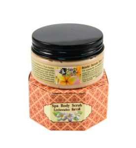 Peeling do ciała z plumerią – Leelawadee Body Scrub Spa Salt