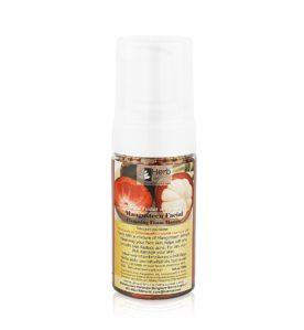 Pianka do mycia twarzy z mangostanem – Mangosteen Facial Cleansing Foam Mousse