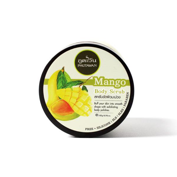 Peeling do ciała z mango 1