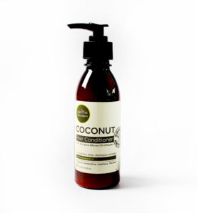 Odżywka do włosów z serii kokosowej