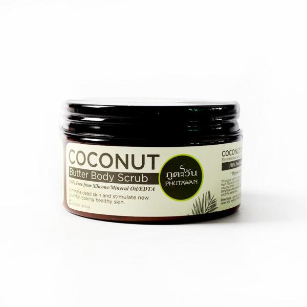 Odżywczo – wygładzający peeling do ciała z serii kokosowej
