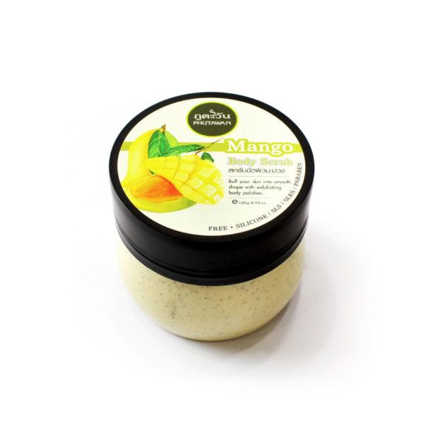 Peeling do ciała z mango