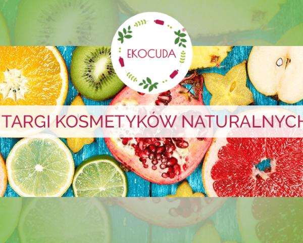 Biosmetica na targach kosmetyków naturalnych Ekocuda w Warszawie