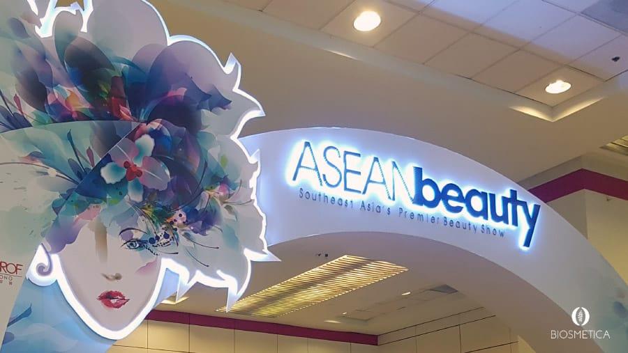 Targi kosmetyków azjatyckich ASEAN Beauty
