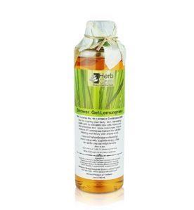 Żel do mycia ciała z trawy cytrynowej – Lemongrass Shower Gel